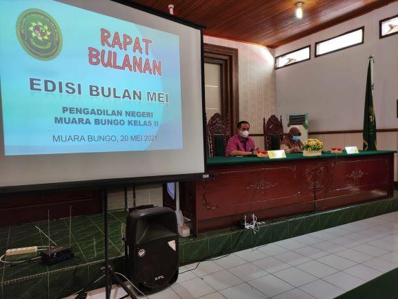 Rapat Dinas Edisi Bulan Mei 2021