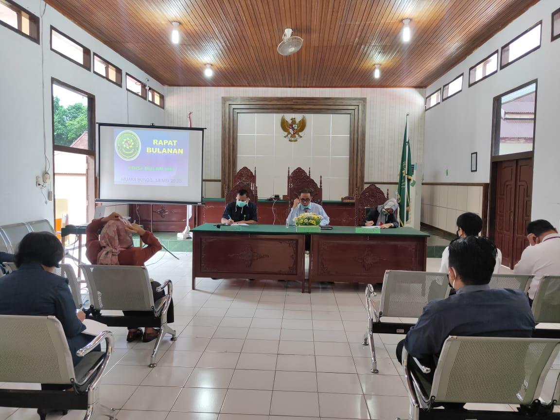 Briefing Edisi Bulan Mei Tahun 2020