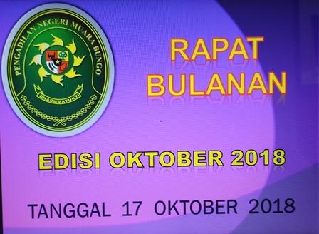 Briefing Edisi Oktober 2018