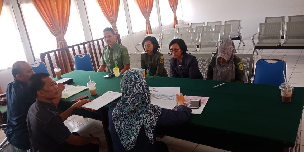 Rapat Kinerja dan Anggaran Triwulan Kedua Kesekretariatan PN. Muara Bungo Kelas II...