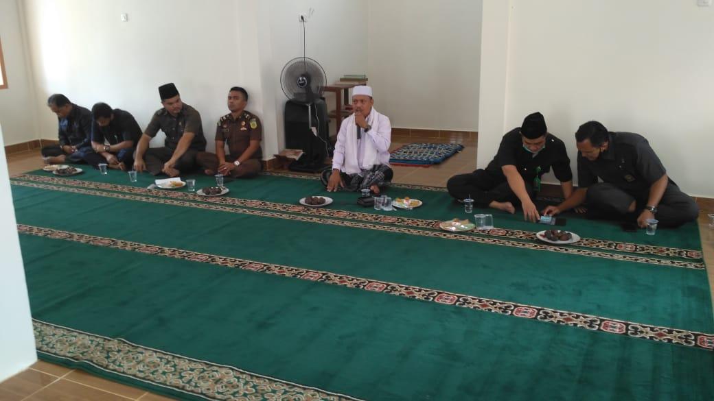 Peresmian Mushalla Al-Hakim PN. Muara Bungo...