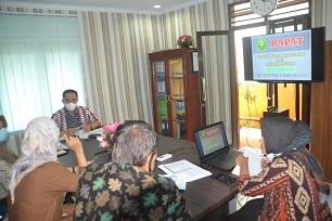 Rapat Pengawasan Atasan Langsung di Pengadilan Negeri Muara Bungo