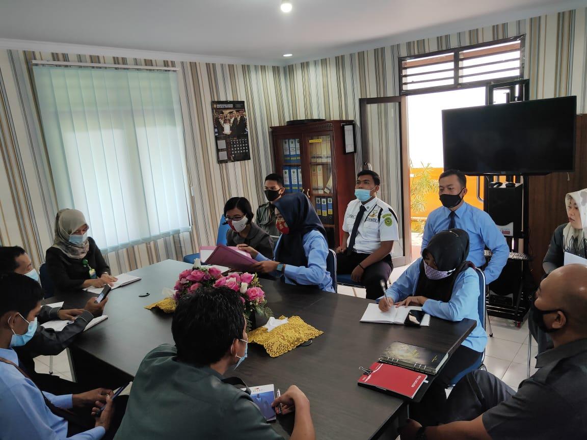 Rapat Kesekretariatan Edisi November 2020...