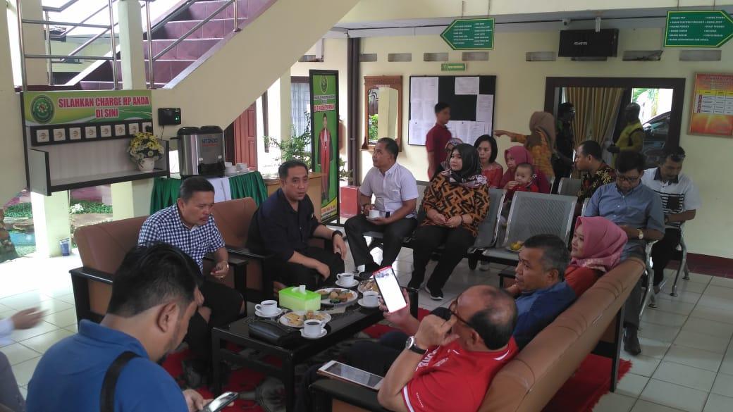 Kunjungan Ketua Pengadilan Tinggi ke PN. Muara Bungo Kelas II